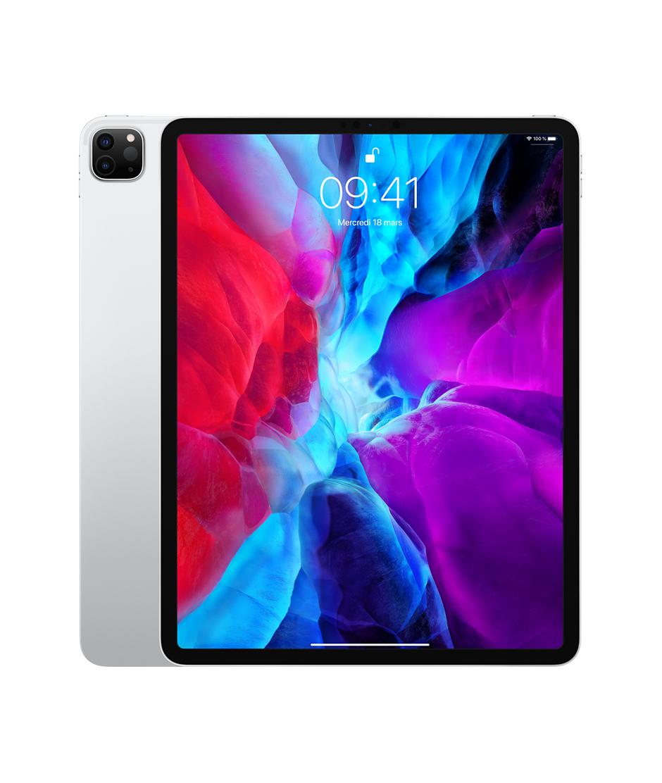 "Tablette 12.9"" Apple iPad Pro - Wi-Fi, 256 Go, Argent (+88.39€ en RP)"