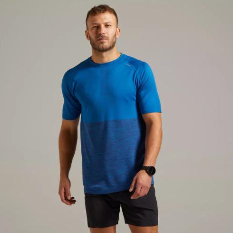 Ensemble respirant running Short + T-Shirt Kiprun