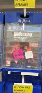 Jeu Wolfenstein: Youngblood - Édition Deluxe sur PS4 - Cherbourg (50)