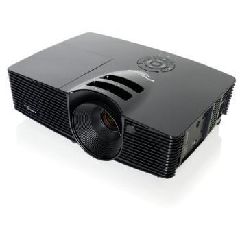 Vidéoprojecteur Optoma HD141X (Full HD, 3D) + écran Optoma DS-9092PWC