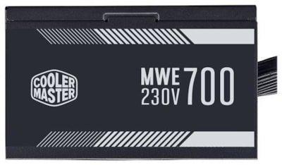 Alimentation PC Cooler Master MWE V2 - 700W, 80+ Non modulaire