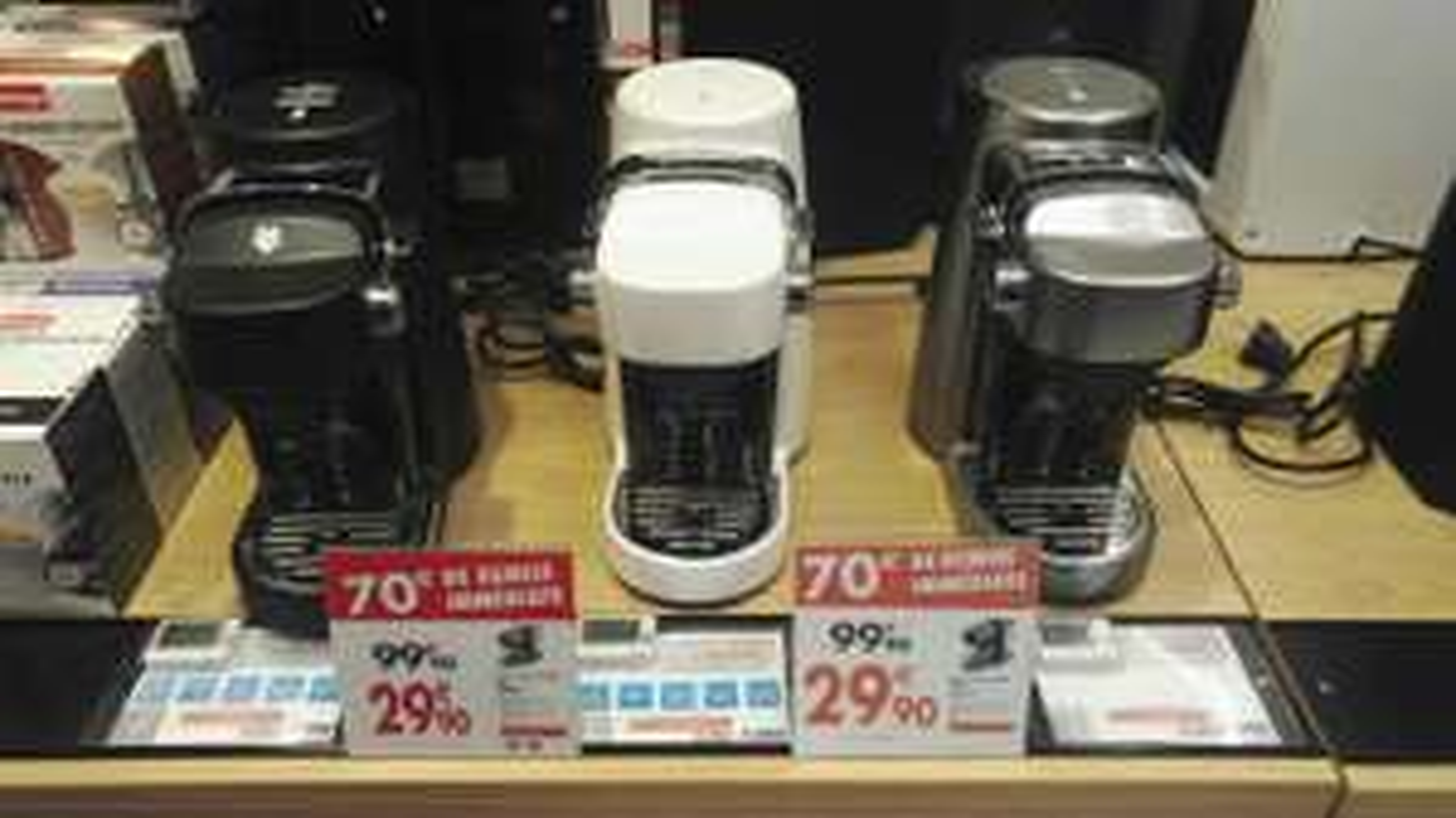 Machine a café Malongo Néoh - Lescar (64)