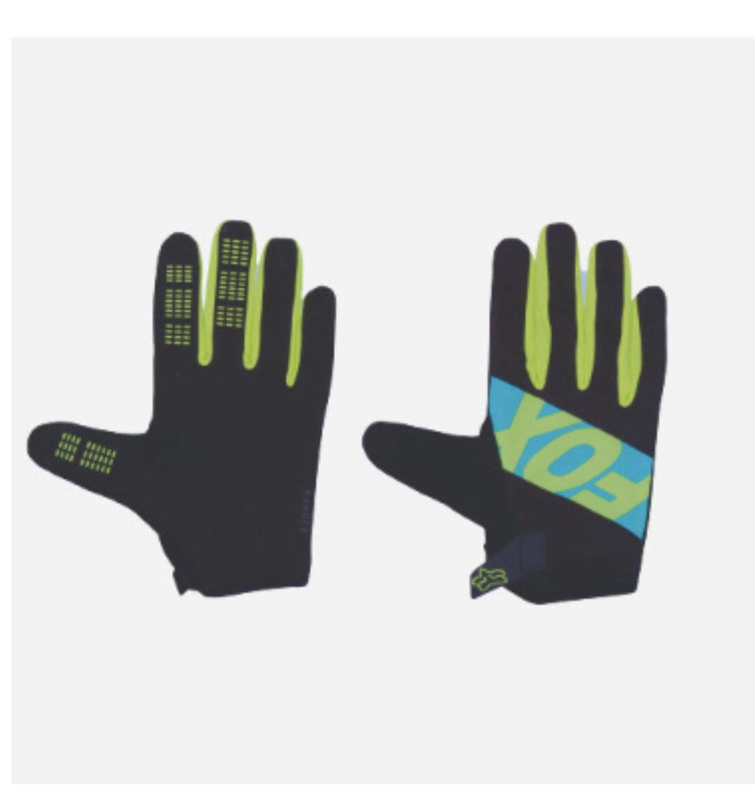 Gants de vélo Whistler Glove Fox pour Homme - Toutes tailles