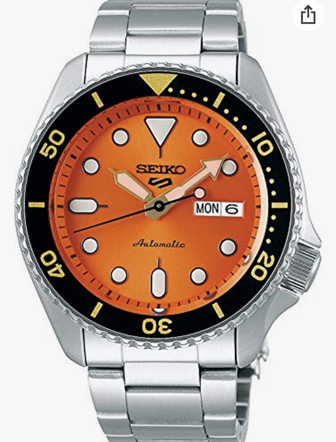 Montre Automatique Homme Seiko 5 SRPD59K1 - 42.5mm