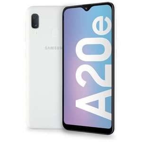 """Smartphone 5.8"""" Samsung A20e - 3 Go de RAM, 32 Go"""