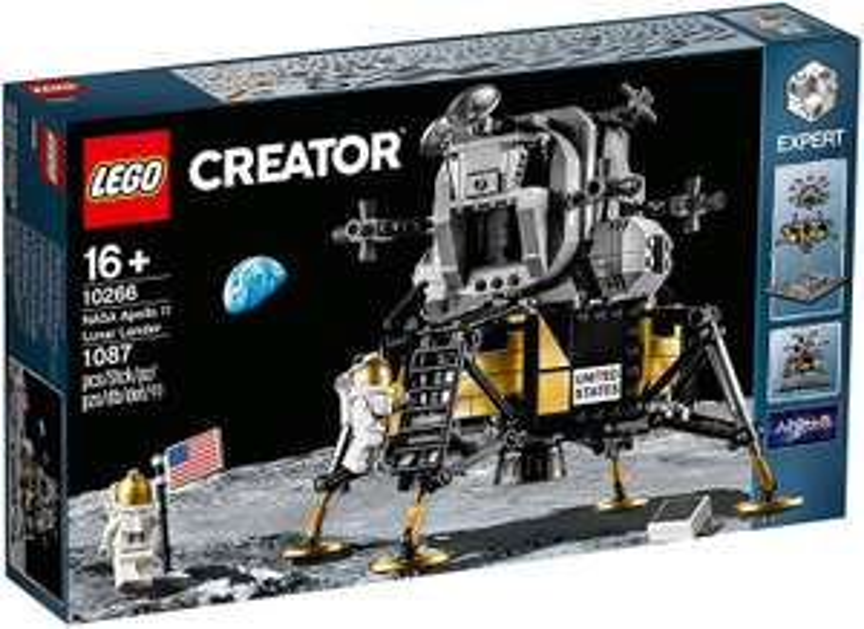 Jeu de construction Lego Creator (10266) - Apollo 11 Lunar Lander