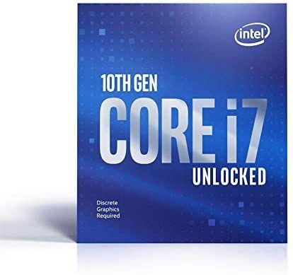 Processeur Intel Core i7-10700KF - 3.80 Ghz (vendeur tiers)