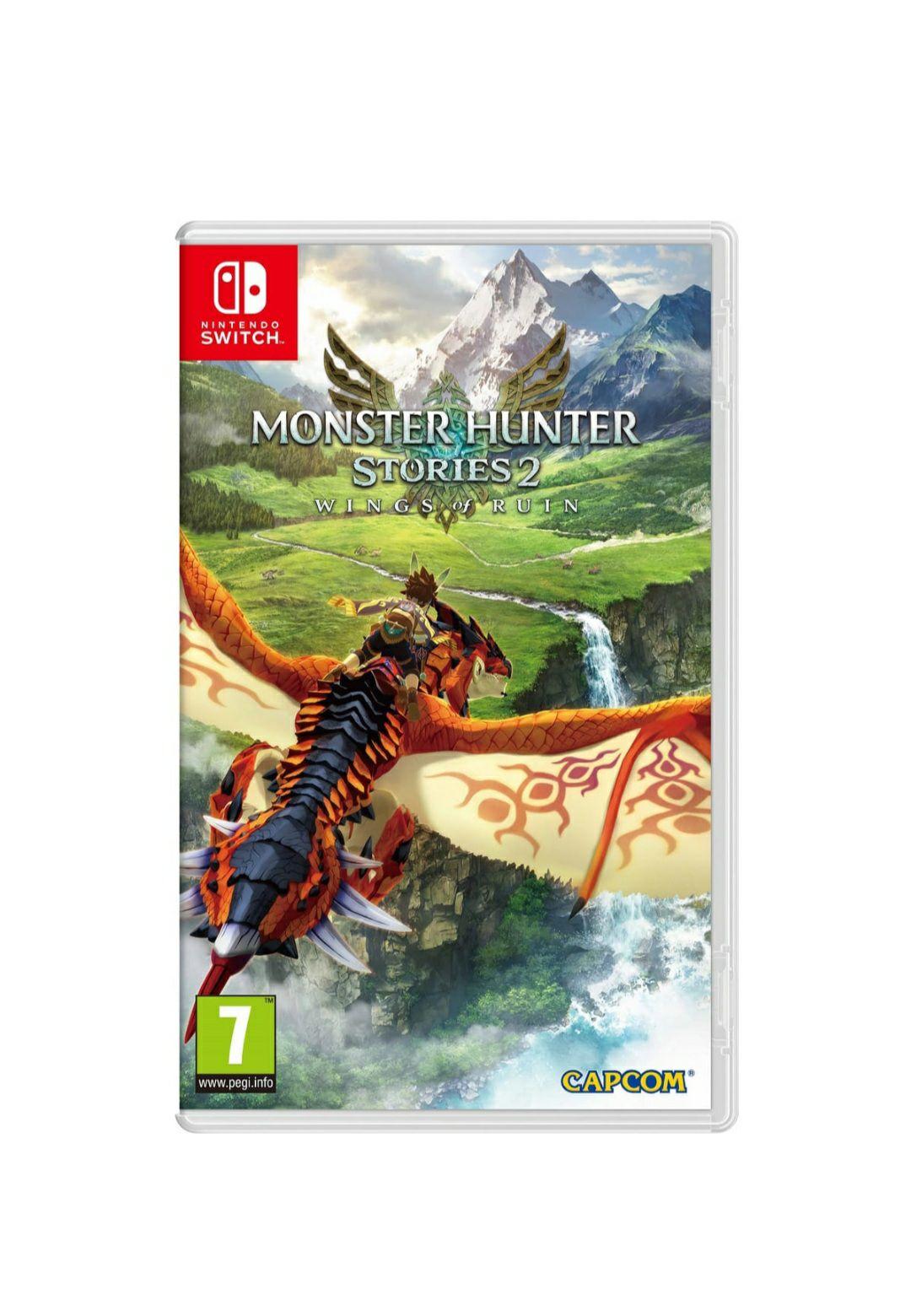 [Précommande] Jeu Monster Hunter Stories 2 : Wings of Ruin sur Nintendo Switch