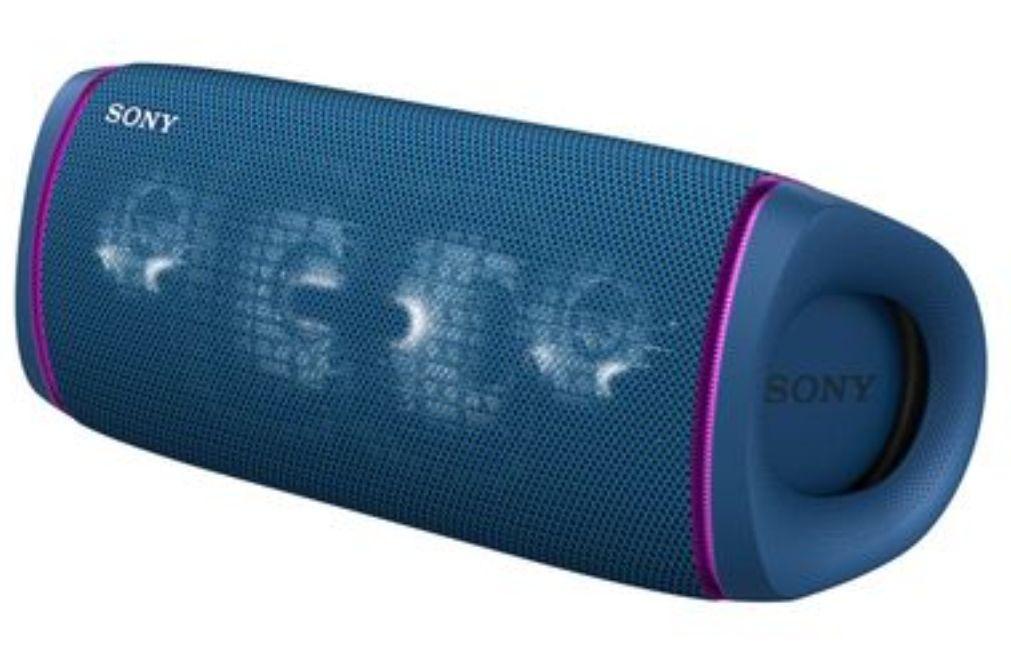 Enceinte portable Sony SRS-XB43 - Bluetooth, Bleu