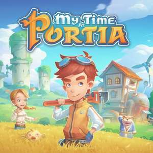 My Time at Portia sur Nintendo Switch (Dématérialisé - eShop Russe)