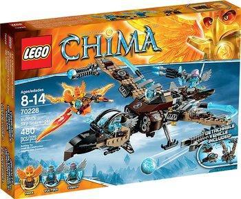 Jeu de construction Lego Legends of Chima - Le vautour volant