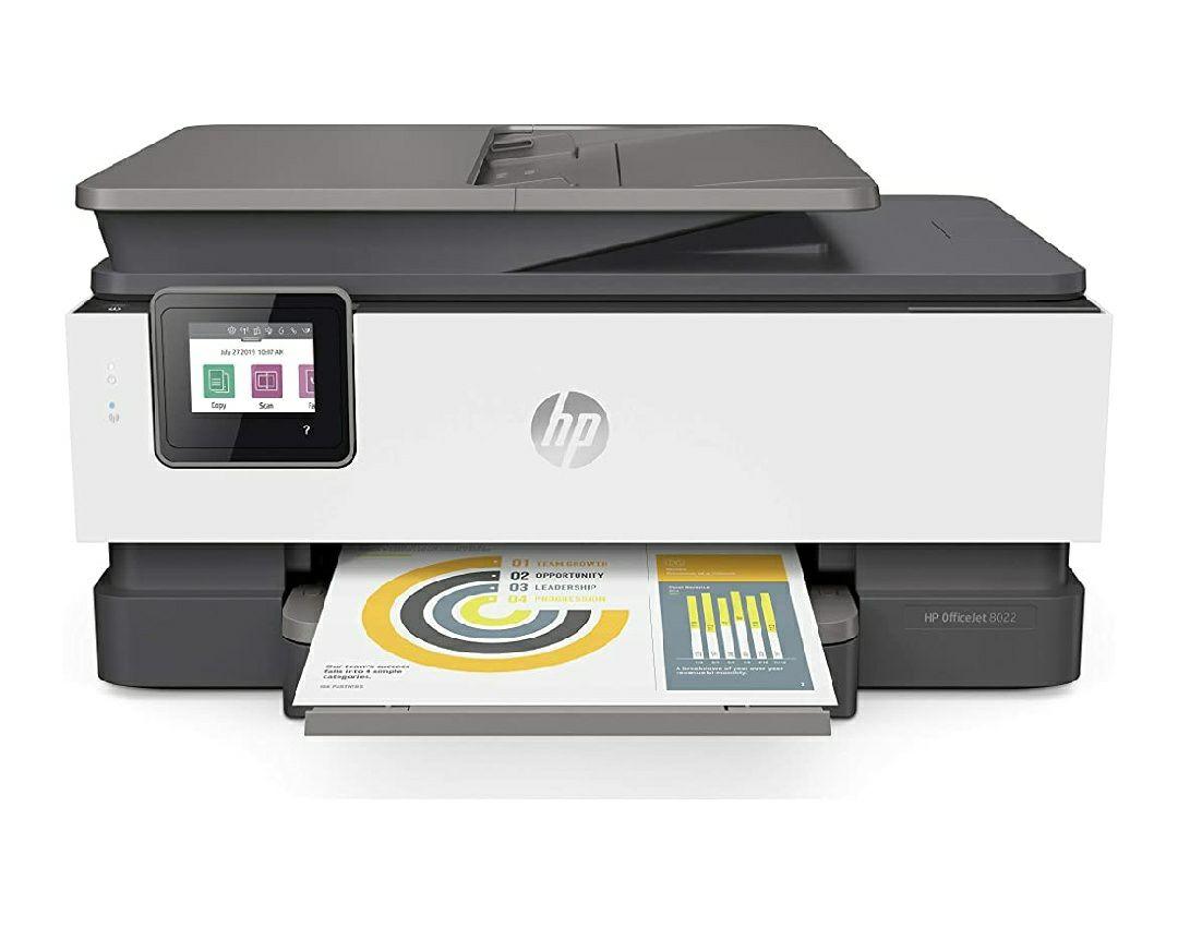 Imprimante Multifonction HP OfficeJet Pro 8022