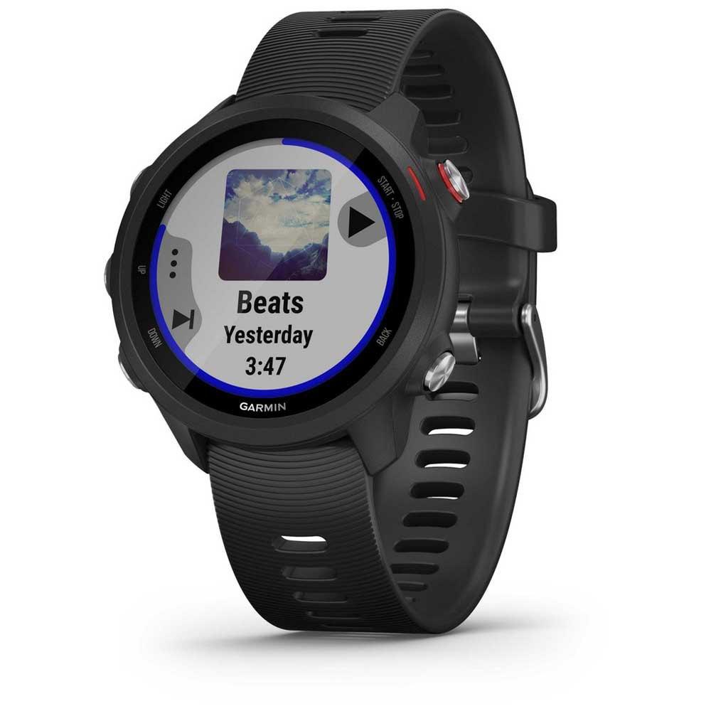Montre connectée GPS Garmin Forerunner 245 Music - Noir