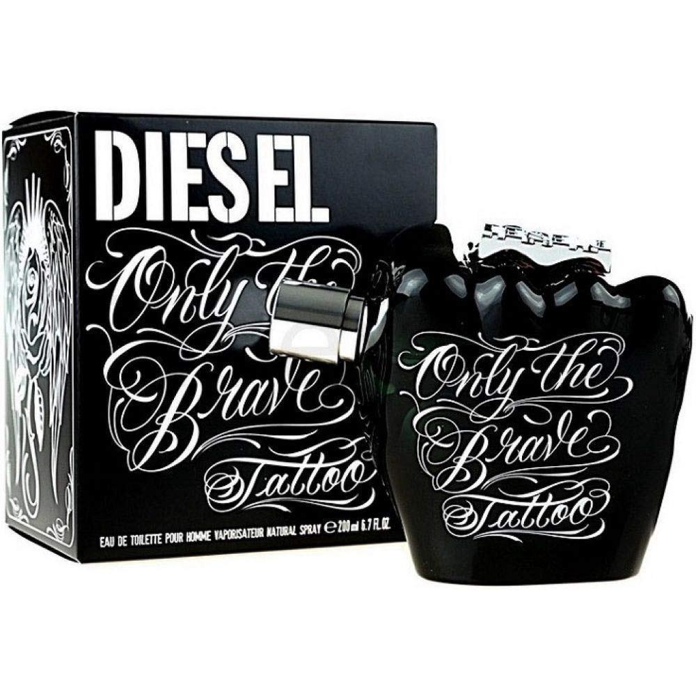 Eau de toilette pour Homme Diesel Only the Brave Tattoo - 200ml