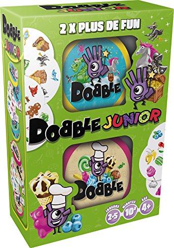 Jeux de société Asmodée - Dobble Junior