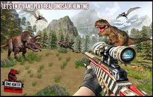 Dino Hunter: deadly dinosaures Park Gratuit sur Android