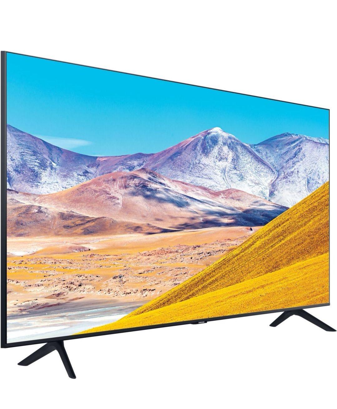 """TV 43"""" Samsung UE43TU8005 2020 - LED, 4K UHD, HDR 10+, Smart TV (+13,47 € en Rakuten Points) - Boulanger"""