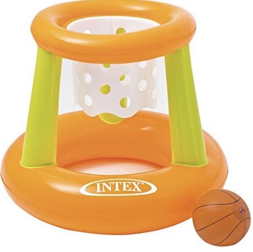 Panier de basket flottant pour enfant Intex