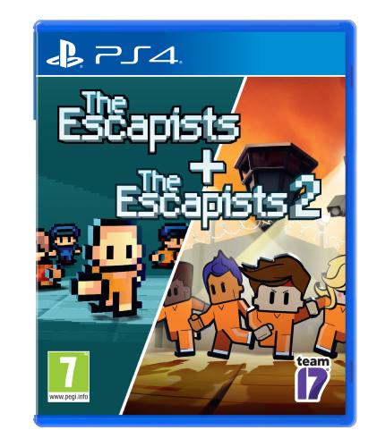 Jeu The escapist 1 et 2 sur PS4