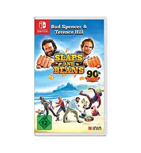 Jeu Bud Spencer & Terence Hill Slaps and Beans Anniversary Edition sur Nintendo Switch