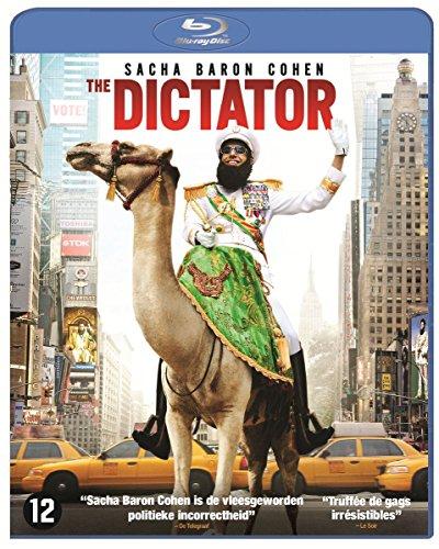 Combo Blu-ray + DVD : The Dictator (Vendeur tiers)