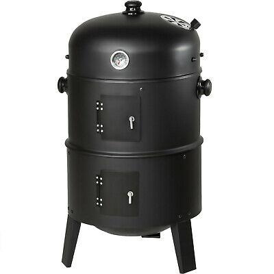 Barbecue / fumoir / grill - 3 en 1 Tectake (vendeur tiers)