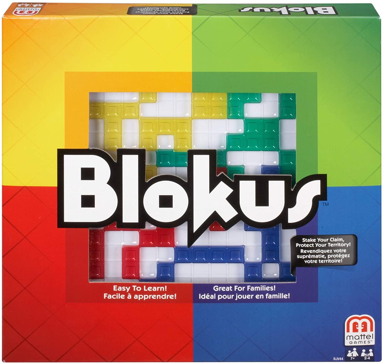 Jeu de société Blokus
