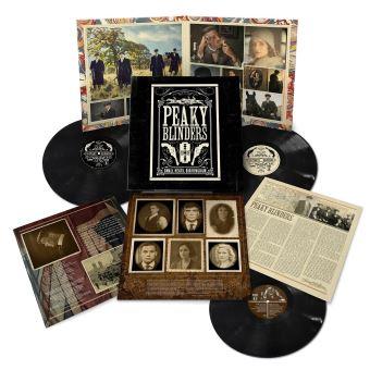 Vinyle Peaky Blinders - BOF (Via 5.99€ sur la carte)
