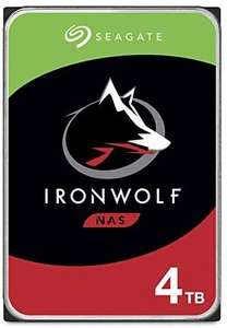 "Disque dur interne 3.5"" Seagate IronWolf ST4000VNZ08 - 4 To"