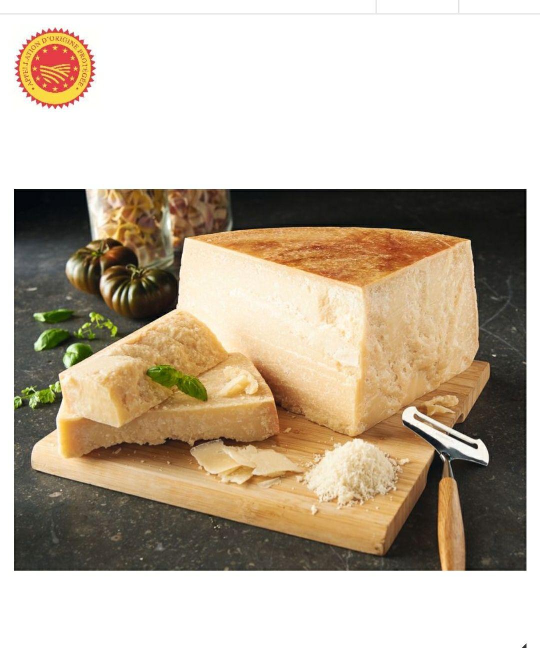 1kg de Parmigiano Reggiano AOP 24 mois d'affinage