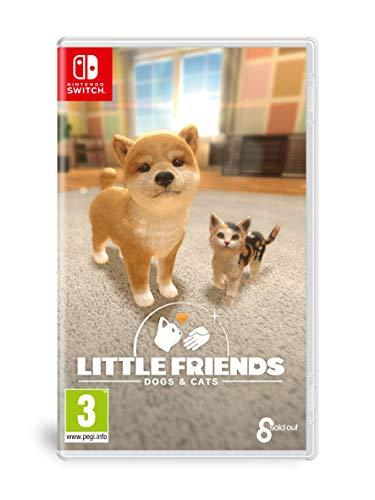 Jeu Little Friends cats & dogs sur Nintendo Switch UK (Frais d'importation inclus)