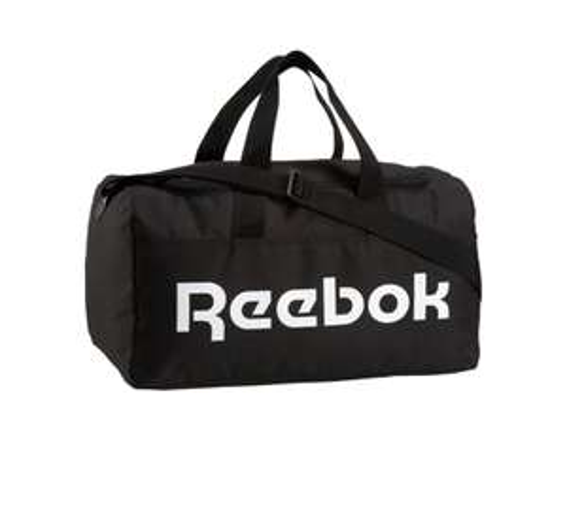 Sac de sport Reebok Noir et Blanc