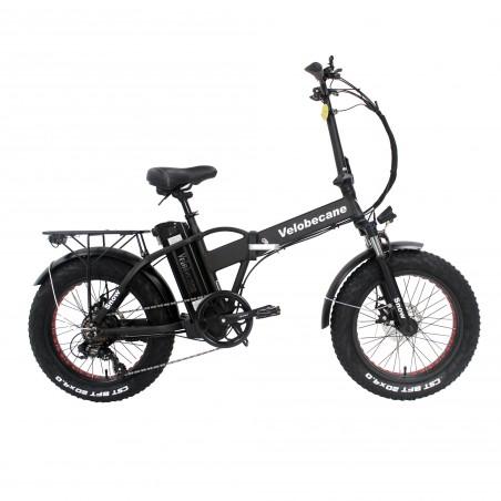 Vélo électrique fatbike pliant Snow - 10 AH (éligible au bonus écologique - velobecane.com)