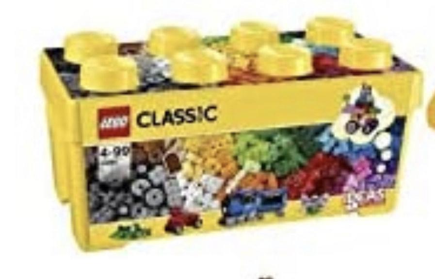 Jeu de construction Lego Classic n°10696