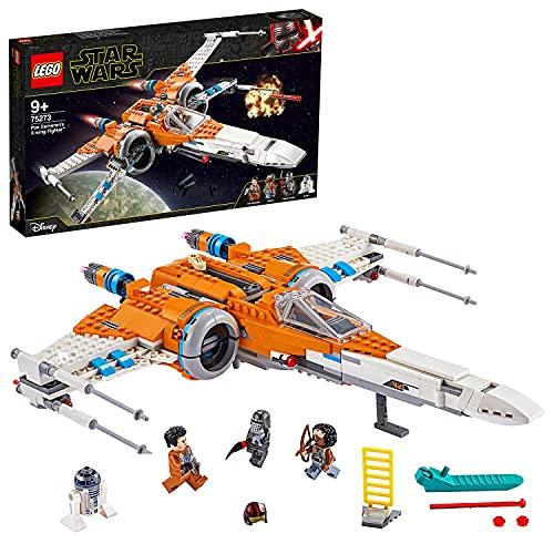 Lego Star Wars 75273 - Le chasseur X-wing de Poe Dameron