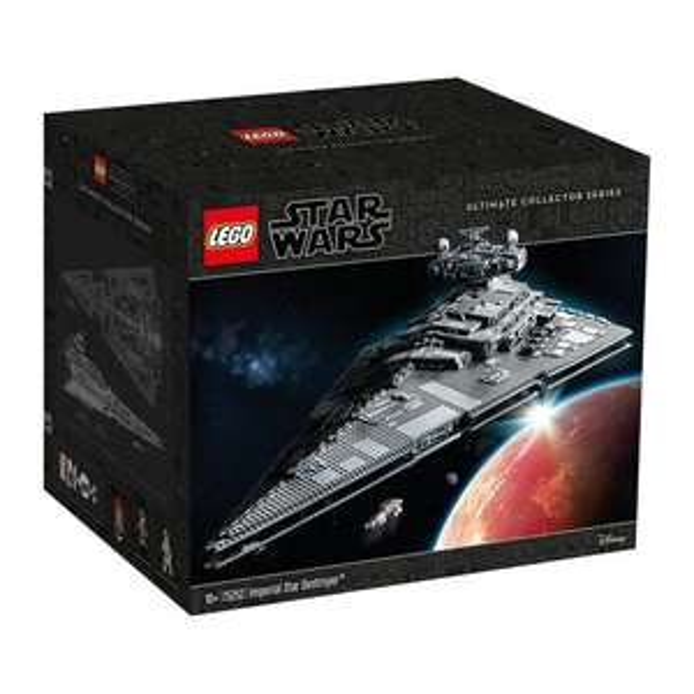 Jouet Lego Star Wars Imperial Star Destroyer (75252)