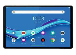 "Tablette tactile 10.1"" Lenovo Tab M10 - 4 Go de RAM, 64 Go, Android 10, 2nd génération"