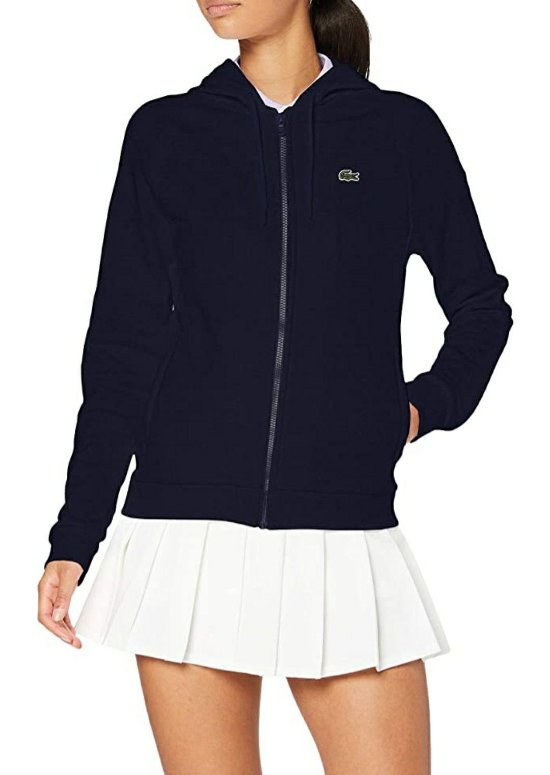Sweater à capuche Femme Lacoste - Tailles au choix
