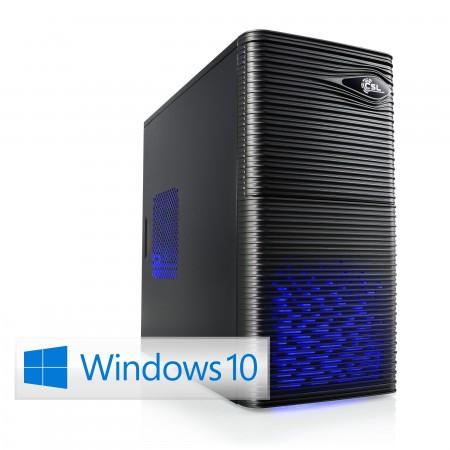 PC fixe 932 - AMD Ryzen 5 Pro 4650G, 16 Go RAM, Sans stockage, Alim. 250W, Sans OS
