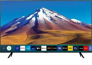 "TV 55"" Samsung 55TU7022 - 4K UHD, LED, Smart TV, Dolby Digital Plus"