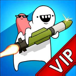 [VIP] Missile Dude RPG : Tap Tap Missile sur Android
