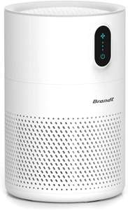 Purificateur d'air Brandt 003001 - Blanc