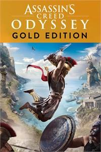 Assassin's Creed Odyssey Gold Edition : Jeu de base + Season Pass + AC 3 & AC Liberation Remastered sur Xbox One (Dématérialisé - Store BR)