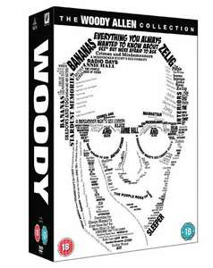 Coffret 20 DVD The Woody Allen Collection