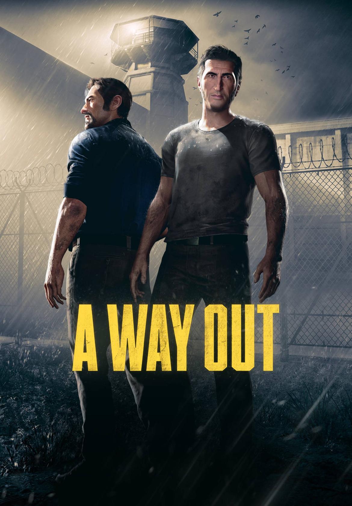 A Way Out sur PC (Dématérialisé - Origin)