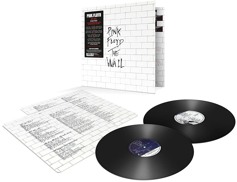 Vinyle Pink Floyd : The Wall (Via 5.99€ sur la carte)