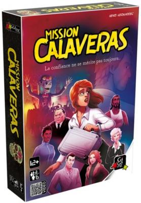 Jeu de société Mission Calaveras