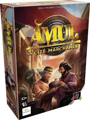Jeu de société Amul : La Cité Marchande