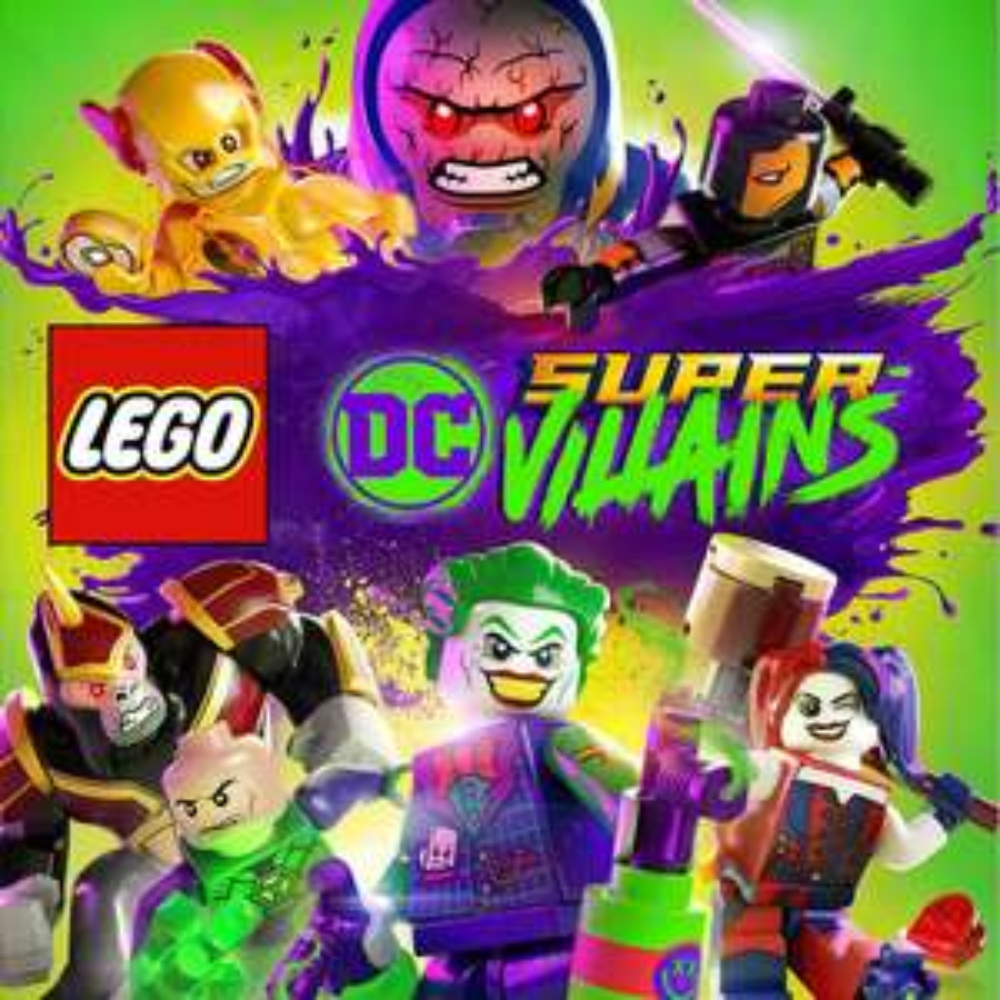 LEGO DC Super-Vilains sur Switch (Dématérialisé)