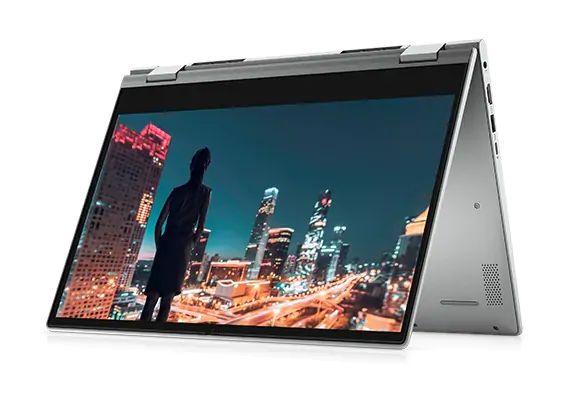 "PC Portable 2-en-1 tactile 14"" Dell Inspiron 14 5000 - Full HD, i5-1135G7, 8 Go RAM, 512 Go SSD, Windows 10 Pro"